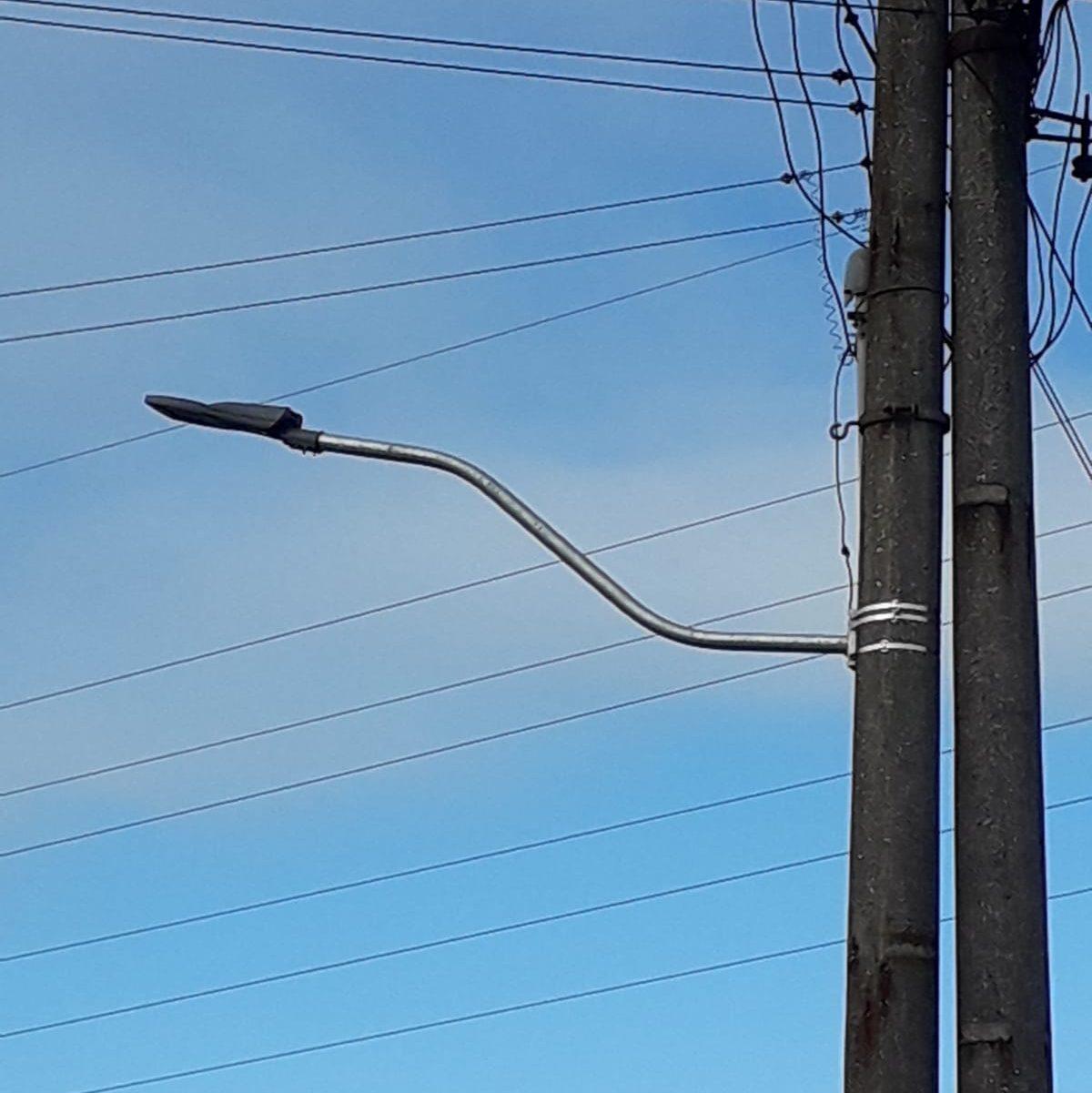 Výměna veřejného osvětlení v obci Ropice
